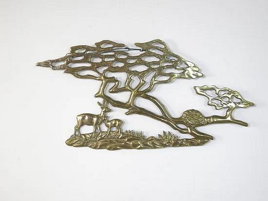 Bijan tree wall sculpture