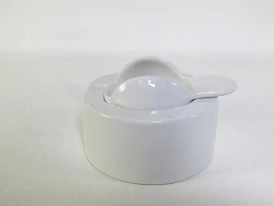 Brambilla ceramic ashtray - Angelo Mangiarotti