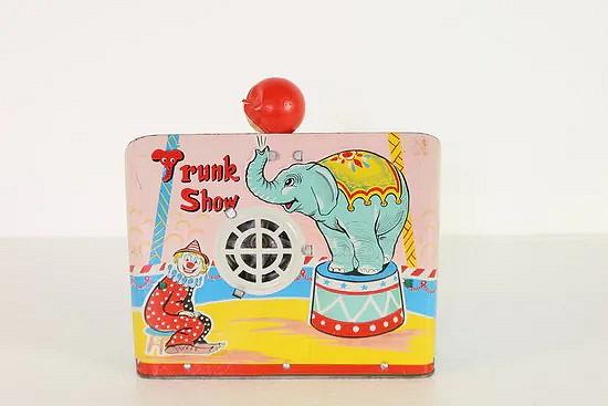 Trunk show - S.H. Japan