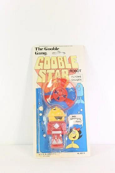 Gooble star robot
