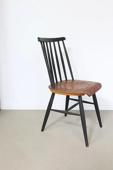 Teak dining chair - ilmari Tapiovaara