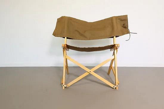Praia Tripoline folding chair